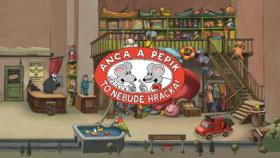 Anča a Pepík: To nebude hračka