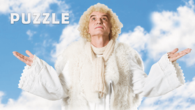 Puzzle: Anděl Páně 2