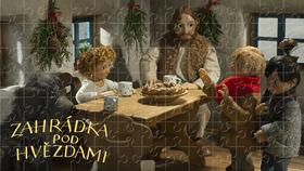 Puzzle: Zahrádka pod hvězdami